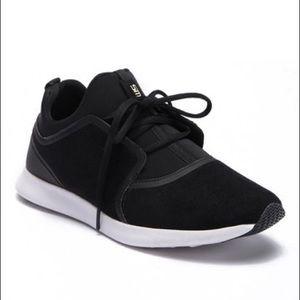 Steve Madden Black Sneaker